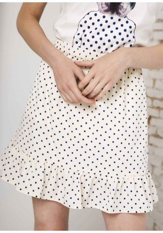 falda-blanco-lunares-marino