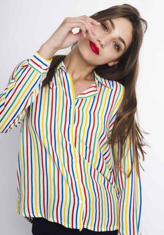 camisa-rayas-colores-dalilah