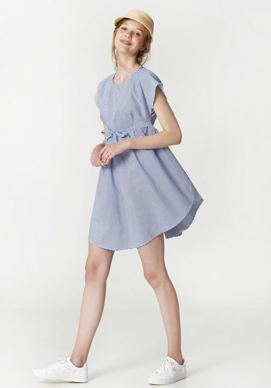 vestido-azul-rayas-bego