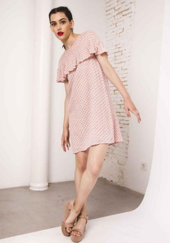 vestido-corto-rosa-estampado