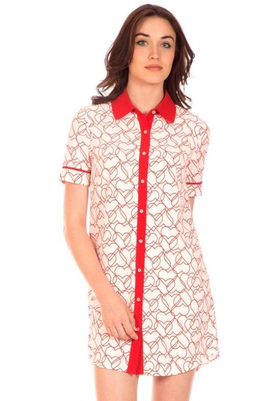 vestido-camisero-corazones