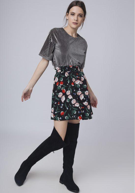 falda-de-flores-rosa-y-verde