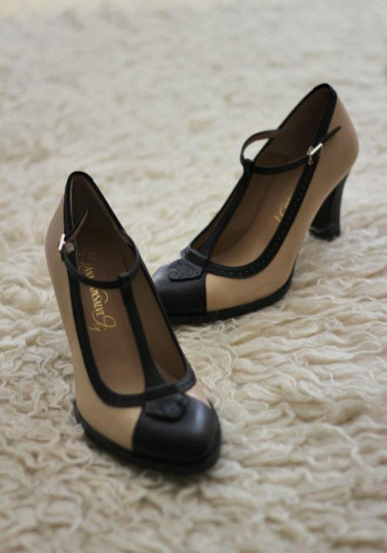 zapatos-negro-blanco-bicolor