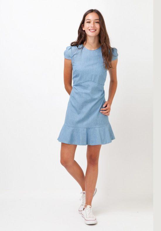 vestido-tejano-mini-topos