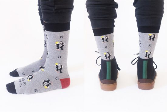 calcetines-divertidos-you-are-the-one-that-i-want