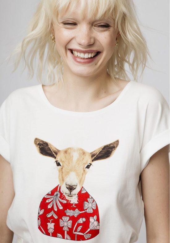 camiseta-blanca-estampado-cervatillo