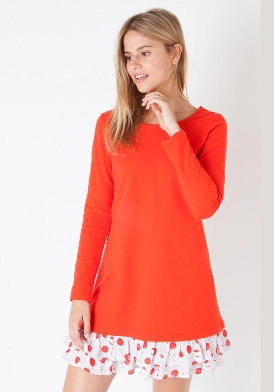 vestido-felpa-rojo-manzanas