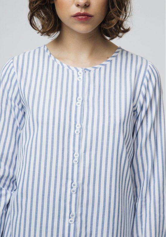 camisa-rayas-azul