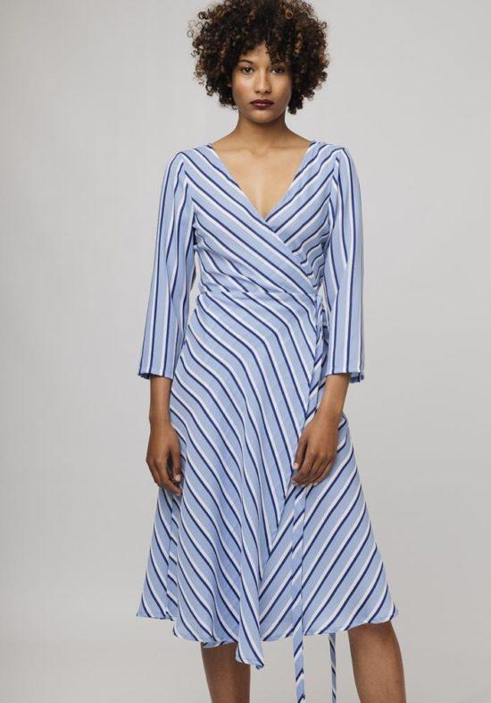 vestido-rayas-azul-batin