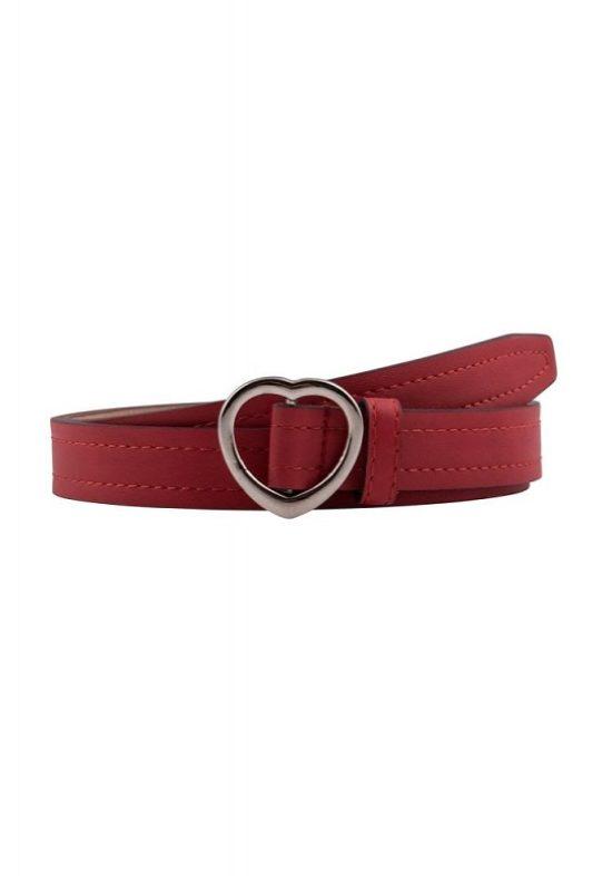 cinturon-rojo-hebilla-corazon