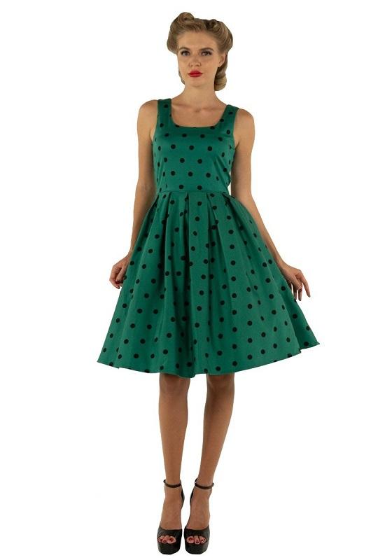 Vestido Jackie Verde
