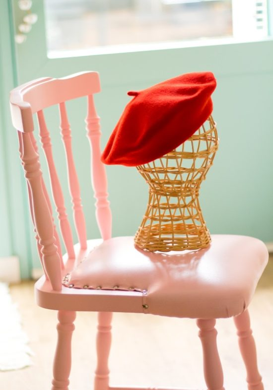 boina-roja-lana-artesanal