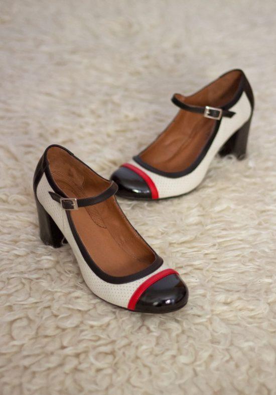 zapatos-bicolor-vintage-hecho-a-mano