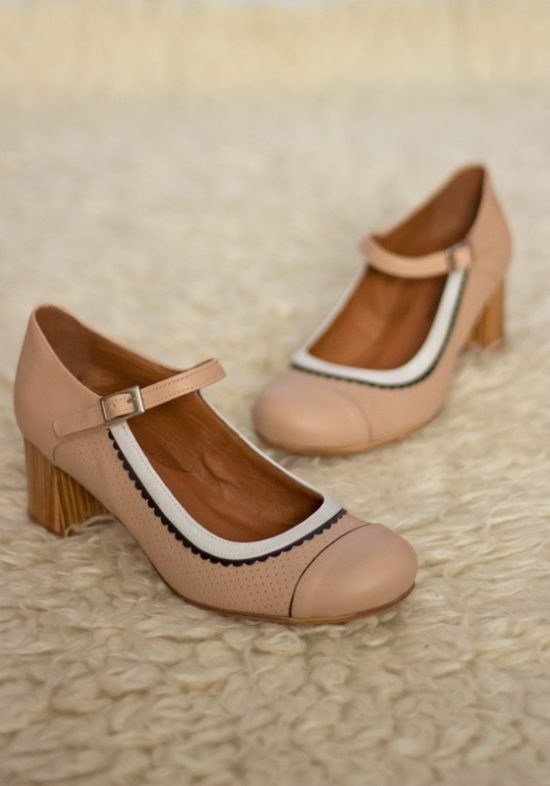zapatos-vintage-color-nude-comodos