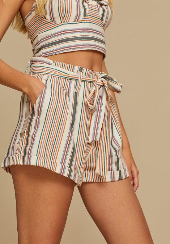 pantalones-cortos-rayas