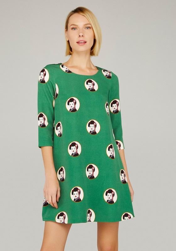 vestido-verde-estampado-geisha